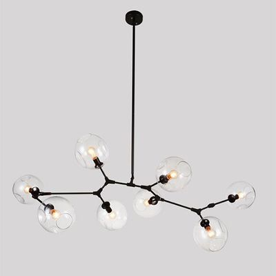 Lindsey designer and creative personality of modern minimalist nordic restaurant villa living room chandelier dinning lightingkitchen lightingpendant