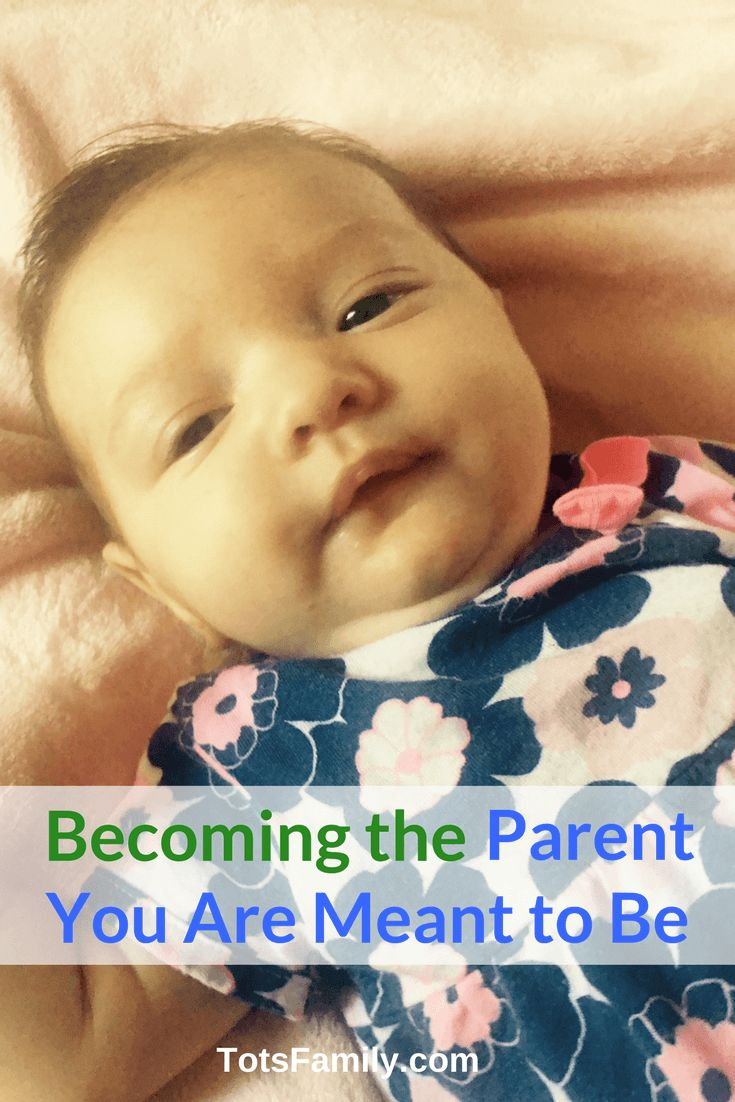 Becoming the Parent You Are Meant to Be | #AventMoms