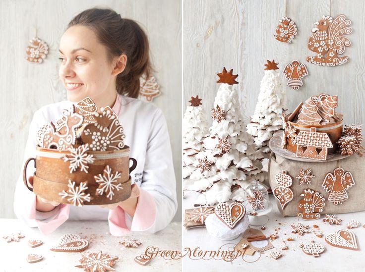Przepis na lukier królewski bez użycia białek. Idealnie biały, sztywny, nierozpływający się podczas dekorowania. Najlepszy do pierniczków, ciastek i tortów.