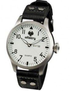 US Best military watches for Men's 408209BLK Sport Analog Quartz Wrist Watch