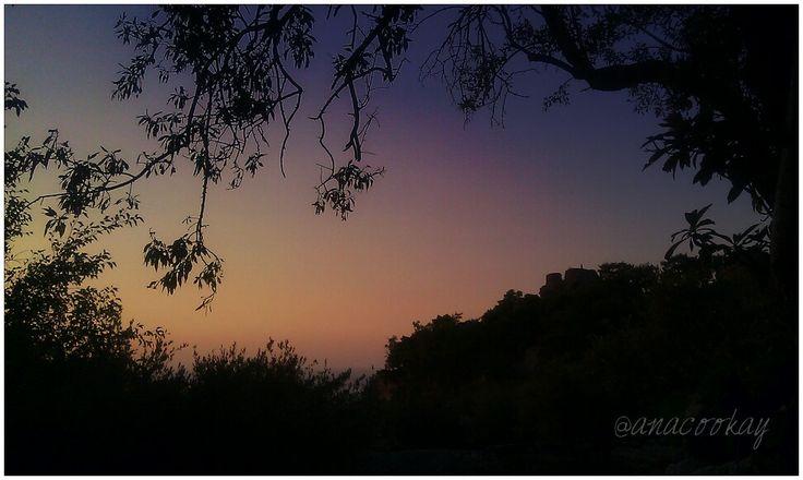 #sunset #summer #Greece