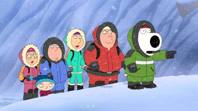 Get the full episode guide for 'Family Guy' season 11.