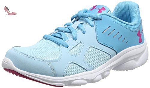 Under Armour Ua Ggs Pace Rn, Chaussures de Running Entrainement Fille, Bleu (Opal Blue 293), 35.5 EU - Chaussures under armour (*Partner-Link)
