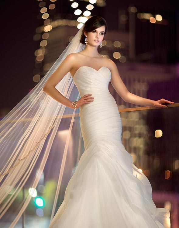 1000 images about essense wedding dresses on pinterest for Essense of australia strapless long wedding dresses