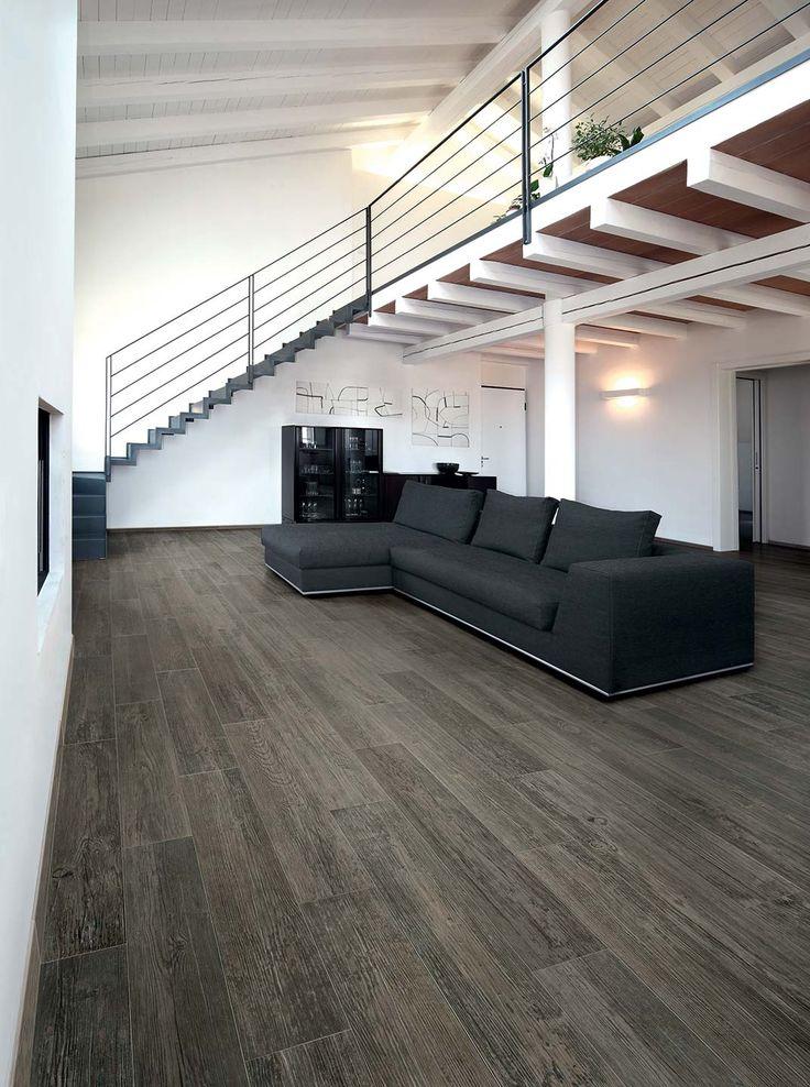Ceramic tiles for wooden floors as home flooring: Wood Essence #cerim #interior #flooring #wooden #tiles #modern