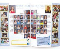 elementary school yearbook ideas - Google Search
