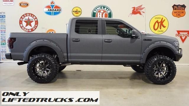 Kevlar Coated 2017 Ford F150 Xl Lifted Truck For Sale In