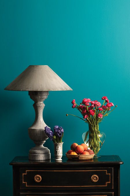 The Real Teal | House & Home