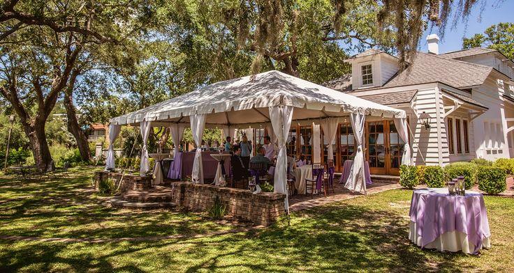 Distinctive Outdoor Wedding Venues In Downtown Charleston SC
