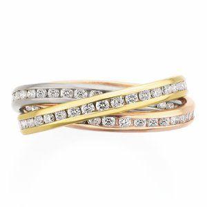 love love rolling rings