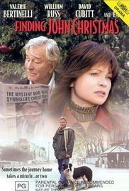 Finding John Christmas Poster