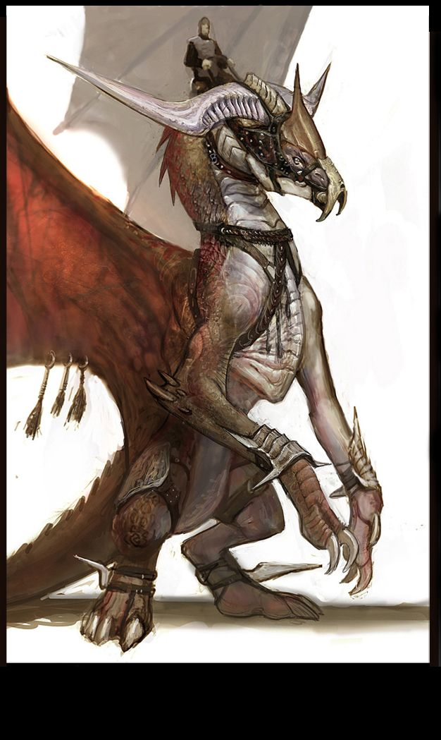 There are some - humans who are not sworn to dragons - who enslave them, muzzling and treating them as far lesser beings than themselves.