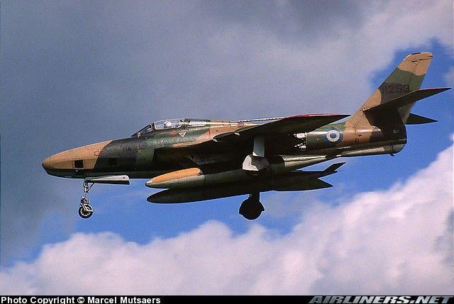 F-84F Thunderstreak Hellenic Air Force