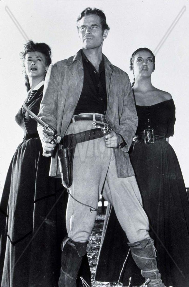 Jack Palance Filmes Amazing arrowhead (1953) - charlton heston - jack palance - katy jurado