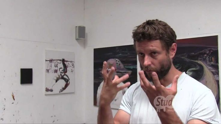 Kit Messham-Muir: Interview with Ben Quilty, artist, Robertson, Australi...