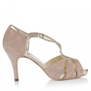Zapatos de Novia Victoria Melocotón