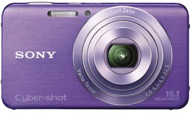 ¡NUEVO! Modelo: DSC-W630  W630 Cámara digital compacta  Cámara Cyber-shot™ ligera, compacta y fácil de usar. Disponible en Sony Store Online desde 150,00 Euros