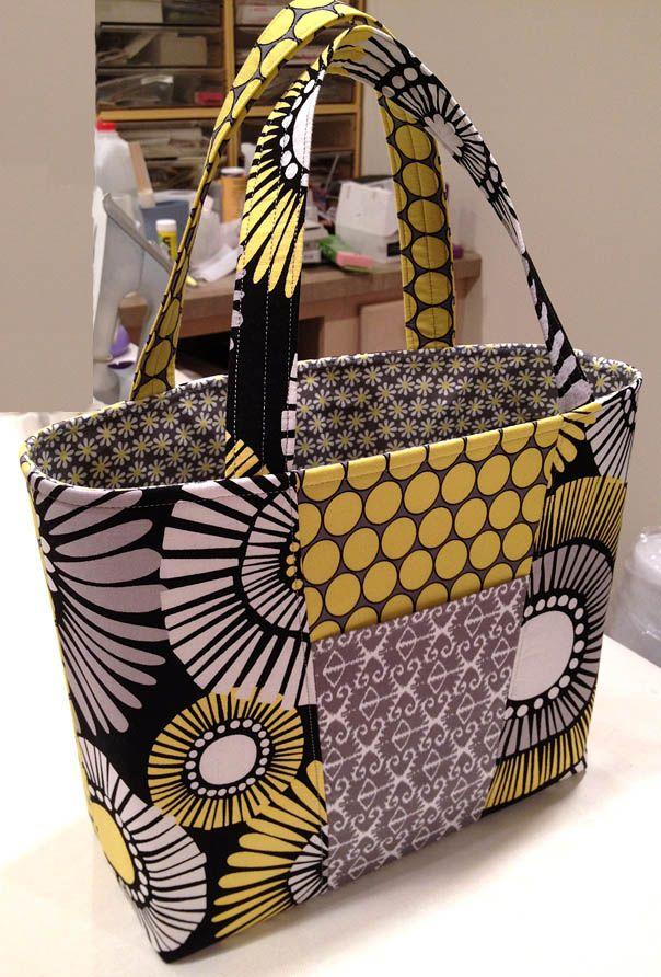 Lazy Girl | Blog » My New Love: Stiff Stuff Firm Sew-In Interfacing