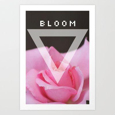 Bloom Art Print by lapinlune - $15.48