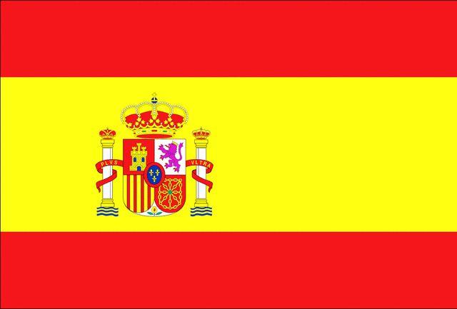 Spanish Flags: Spanish Flag