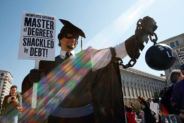 What Should Be Done About Student Loan Debt?
