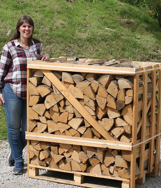 All of our logs are kiln dried to between 12% to 20% moisture content which will give a long slow burn with maximum heat output. Perfect for immediate burning on all stoves and open fires, providing that wonderful aroma only a log fire provides. They can be used on their own or with our other solid fuel options available.