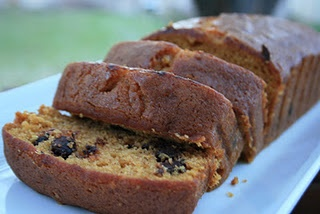 The BEST Pumpkin Chocolate Chip Bread Recipe. Moist and amazing!