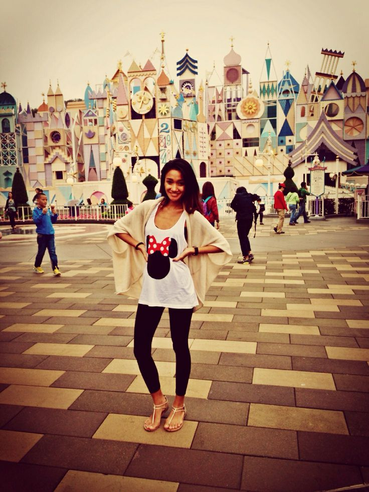 Disneyland outfit | 21st Dream Come True... December 18th ...