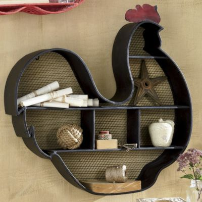 If I were in to the rooster theme Id totally buy this.