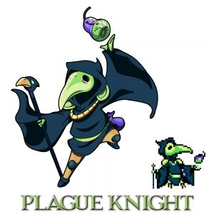 Shovel Knight director discusses PlayStation Kratos andthe Plague Knight DLC - The folks at Yacht Club Games came to this past weekend's PlayStation Experience with a cool surprise in the form of their acclaimed retro platformer, Shovel Knight. The game will