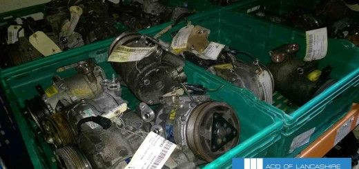 Volvo used parts Power steering Pump 01