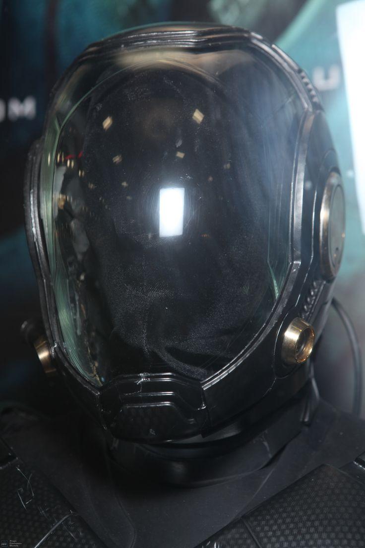 jaeger pilot costume - Google Search