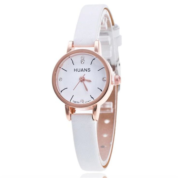 Ladies 2016 Female Models Fashion Thin Belt Rhinestone Belt Watch Watches relogio masculino relogio feminino Freeshipping #>=#>=#>=#>=#> Click on the pin to check out discount price, color, size, shipping, etc. Save and like it!