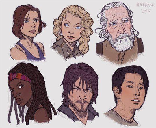 Ходячие Мертвецы - The Walking Dead 6 Сезон FAN
