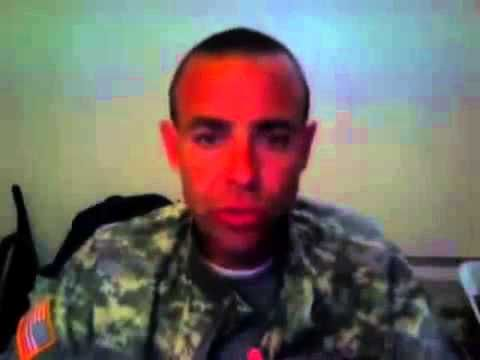 US Soldier Exposing Obama Martial Law New World Order Agenda. He also talks about HR 2749 which is pretty frightening if you research it.