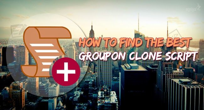 Agriya's GroupDeal - Best #groupon clone and daily deal software