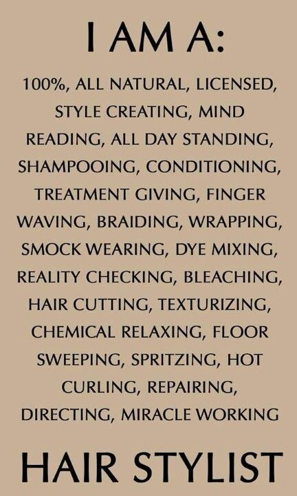 hair stylist quotes pinterest - photo #17