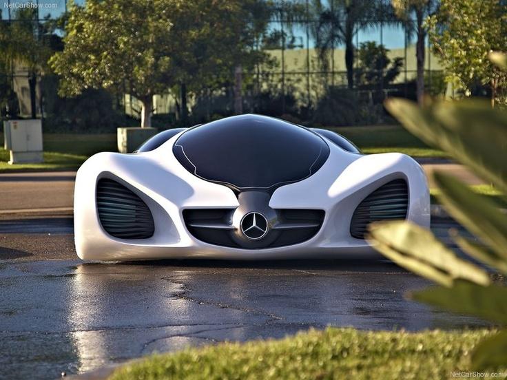 Mercedes Benz Biome Concept