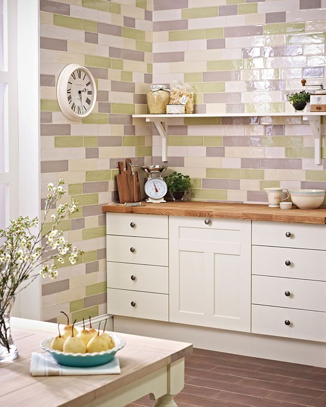 Similar To Laura Ashley Artisan Kitchen Wall Tiles