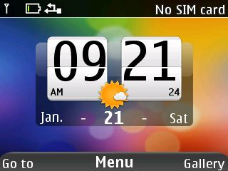 Free HTC Redifined theme by gbk668 on Tehkseven