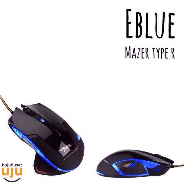 E-Blue Mazer Type R  IDR 199.999