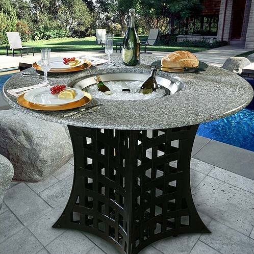 California Outdoor Concepts La Costa Fire Pit Table with Cooler InsertFire Pits, California Firepit, Costa Fire, California Outdoor, Fire Pit Tables, Coolers Insert, Concept La, The Coast, Outdoor Concept