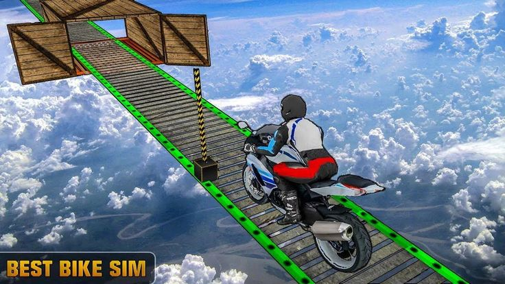 Impossible Bike 3D Tracks - Stunt Motorbike Games - Android GamePlay  - Car Games