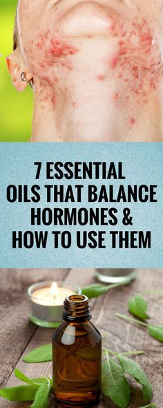 7 Essential Oils That Balance Hormones & How To Use Them