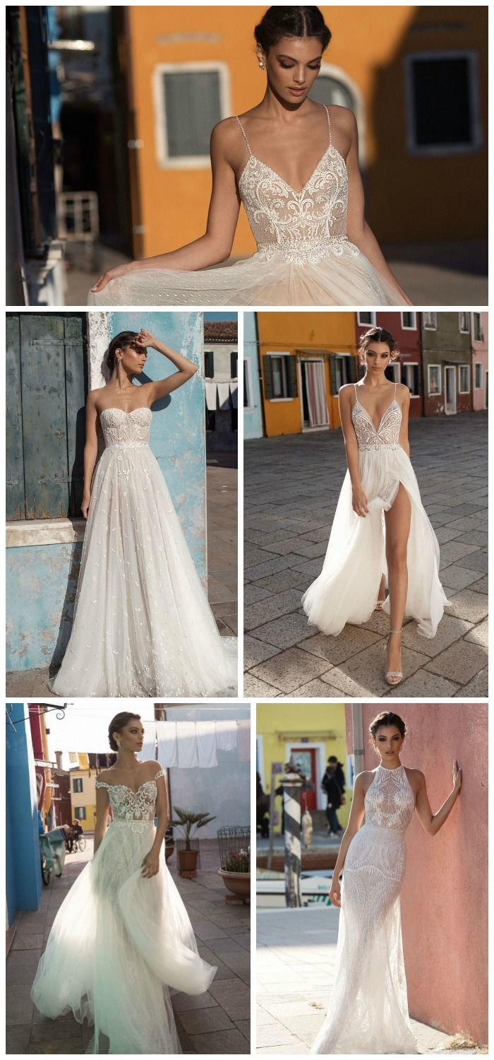876807086d8 Gali Karten Wedding Dress 2018 - Burano Bridal Collection  weddingdress   bridalgown  weddingdresses