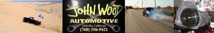 : john woods 4r100 transmission ....