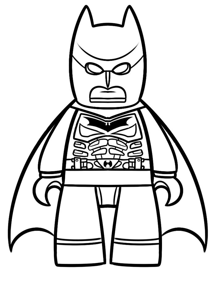 lego movie coloring pages batman squid army