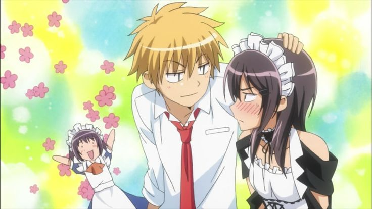 My secret maid sama