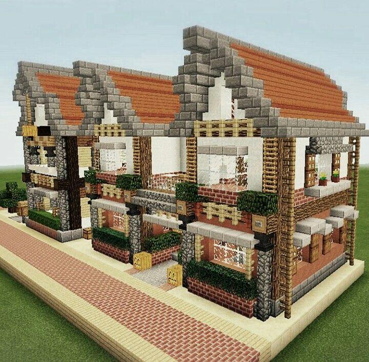 Minecr4ft biome apartment complex minecraft for Apartment complex design ideas