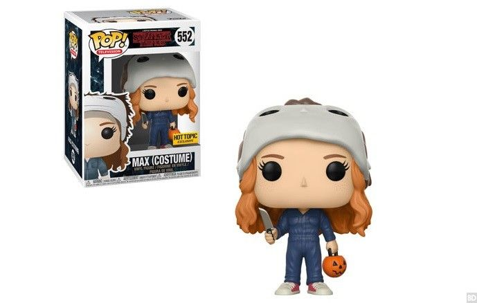 "We told you earlier in the week that the ""Stranger Things"" kids were getting new POP! vinyl toys from Funko in their Ghostbusters outfits, which they rock"
